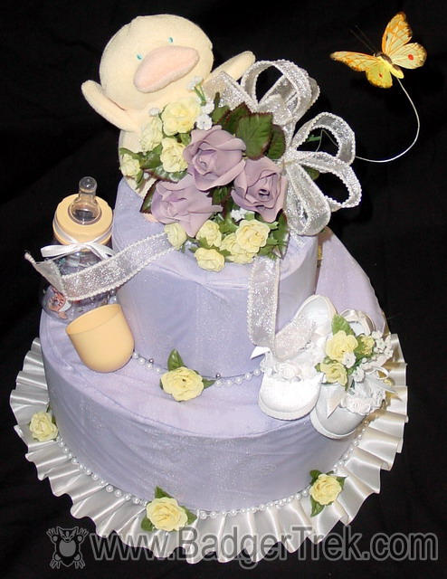 cake ideas for baby shower. Super Cute Girls - Baby Shower