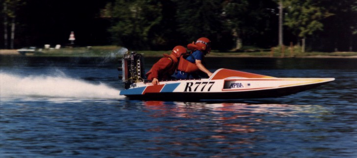 Racing Outboard Hydroplanes for Sale http://www.badgertrek.com/boats/index.shtml