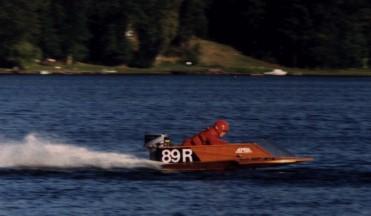BadgerTrek: Outboard Hydroplane Racing