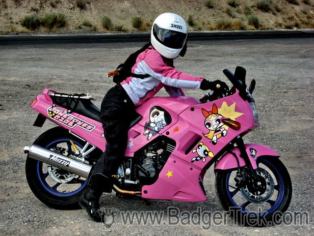 Amy On The Powerpuff Ninja Ex250