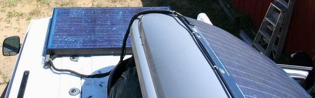 Badgertrek  Camper Van Electrical System